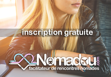 Inscription Nomadou